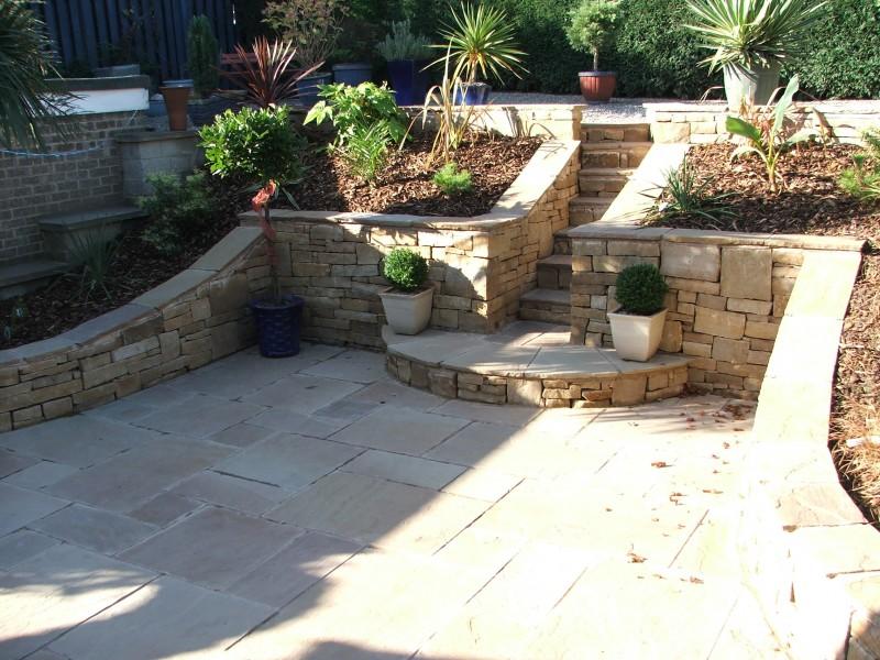 Landscaped Gardens garden design: garden design with i cad developments staffordshire