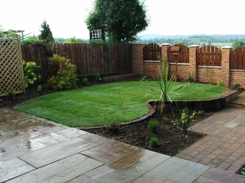 Tom Moore Landscape Garden Design